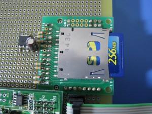 SD カード・インタフェース