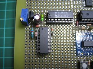 MCP3208 マイクロチップ 12ビットA/D